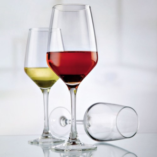 Lot de 6 verres à vin Mencia 25 cL