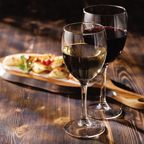 Lot de 12 verres à vin Merlot 19 cL