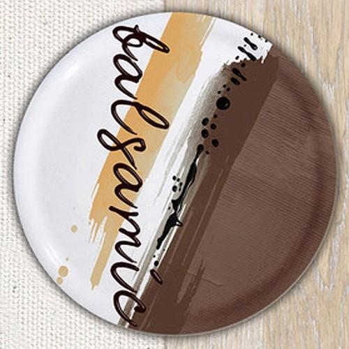 Assiette à pizza Balsamic - D 31 cm - Napoli
