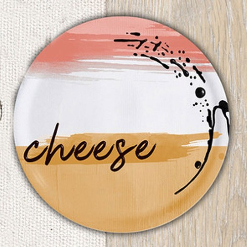 Assiette à pizza Cheese - D 31 cm - Napoli