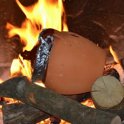 Jarre de cuisson Moyen Modèle en Terre Cuite
