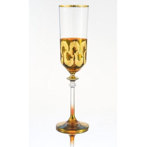 Flûtes à champagne Shainez 18 cl x 2 - Coffret