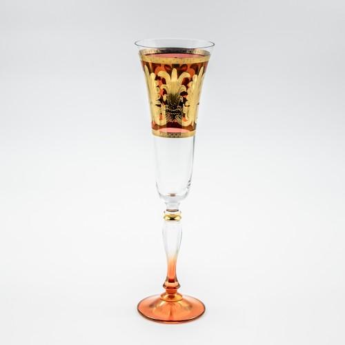 Flûtes à champagne Jenna 18 cl x 2 - Coffret