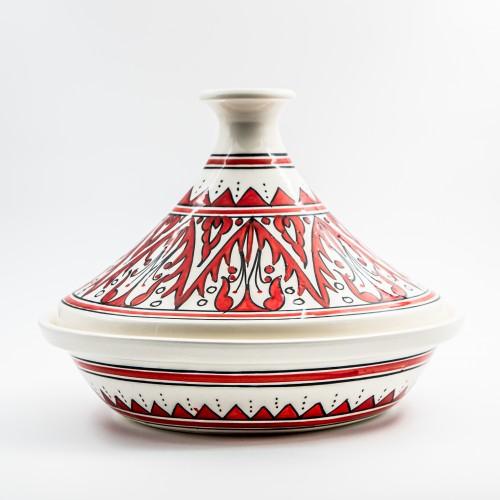 Tajine Nejma Rouge - D 30 cm