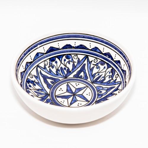 Bol Nejma bleu - D 16 cm