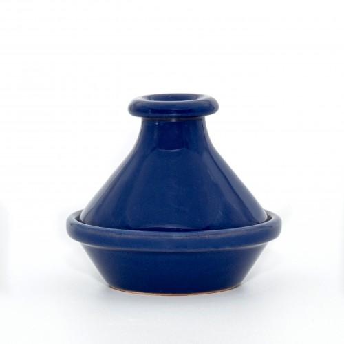 Mini tajine Uni Bleu Nuit - D 9 cm