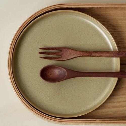 Assiette à entrée ou à dessert Coppa Miso - D 21 cm