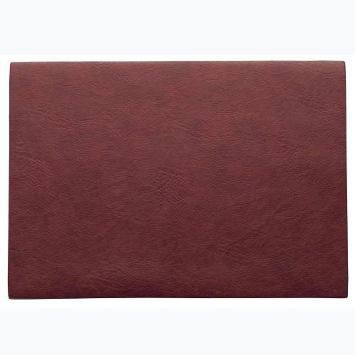 Set de table Vegan Leather Rosewood