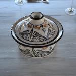 Cocotte Querouana Marocain noir - D 25 cm