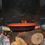 Tajine Marrakech Noir - D 31 cm traditionnel