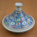 Tajine Bakir Royal - D 30 cm