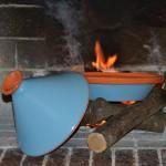 Tajine Spécial Feu Bleu - D 30 cm