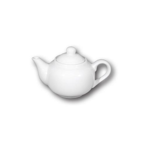 Théière porcelaine blanche - Roma