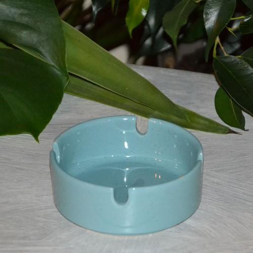 Cendrier original bleu