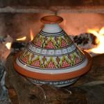 Tajine individuel de cuisson Yasmine - D 23 cm