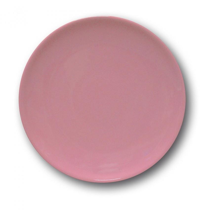 Assiette à entrée et à dessert Rose - D 21 cm - Siviglia