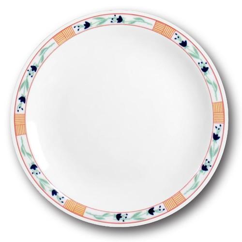 Lot de 6 assiettes plates Stella - D 26 cm
